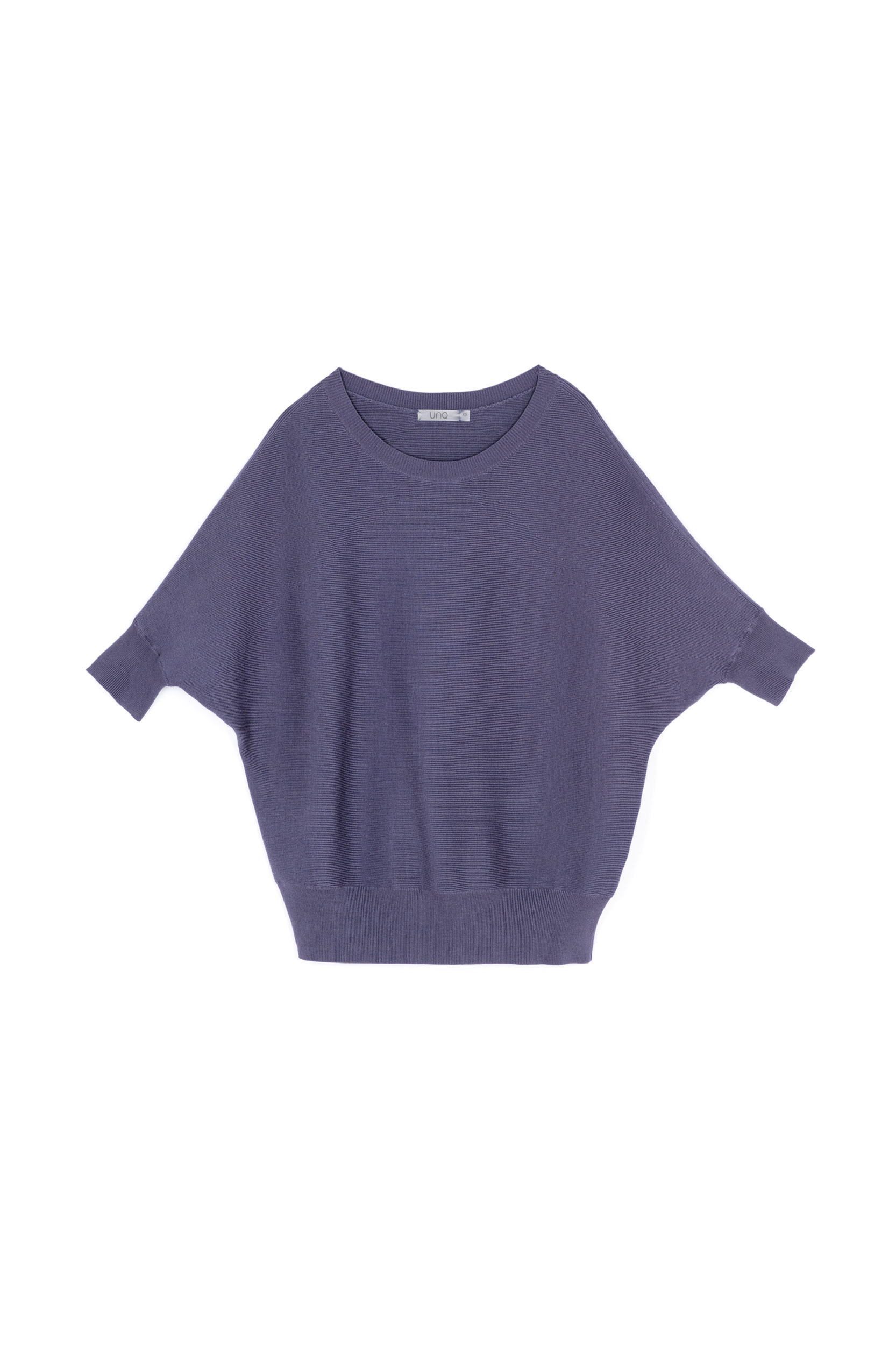 BATWING PULLOVER - GRAPHIT