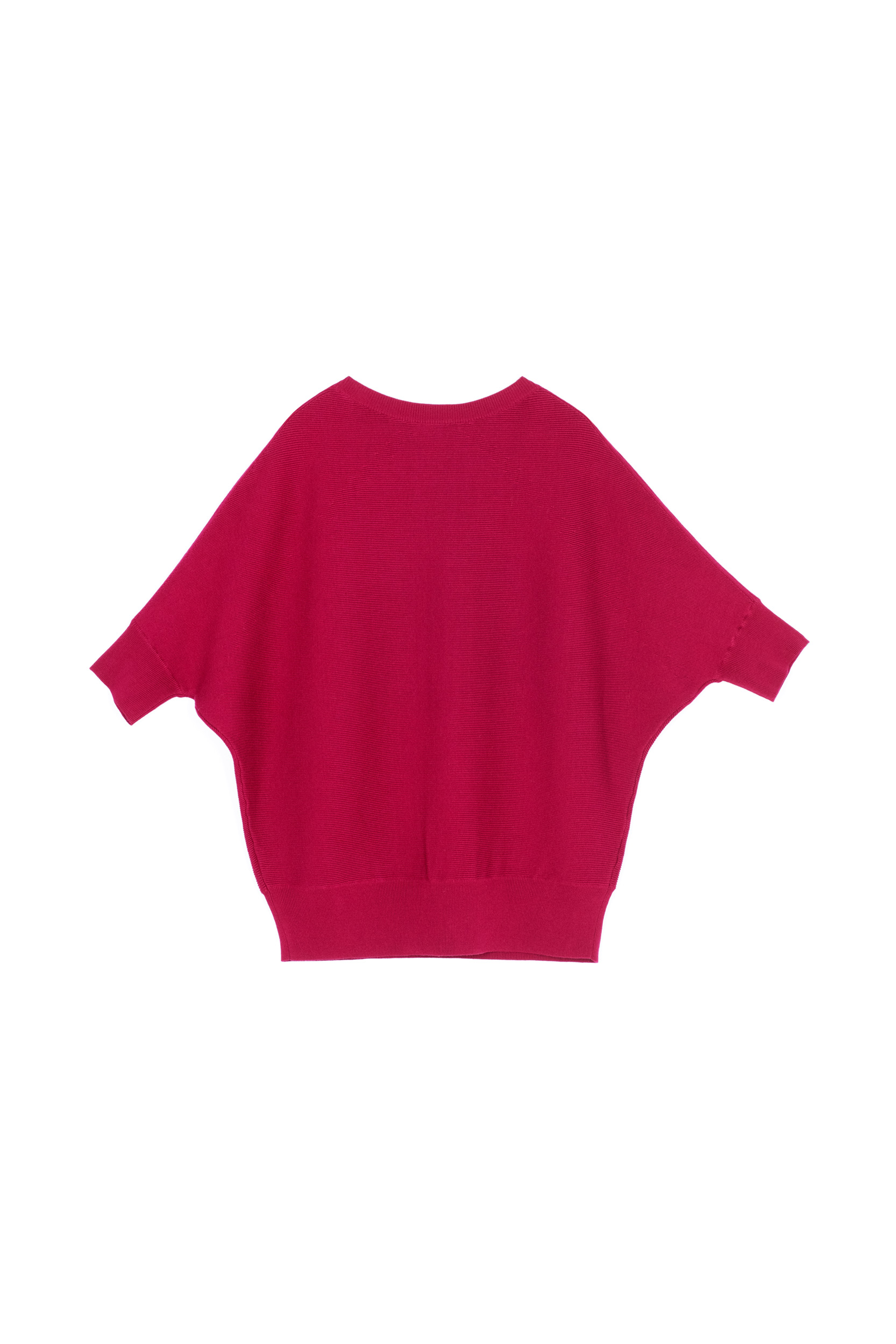 BATWING PULLOVER - BEERE