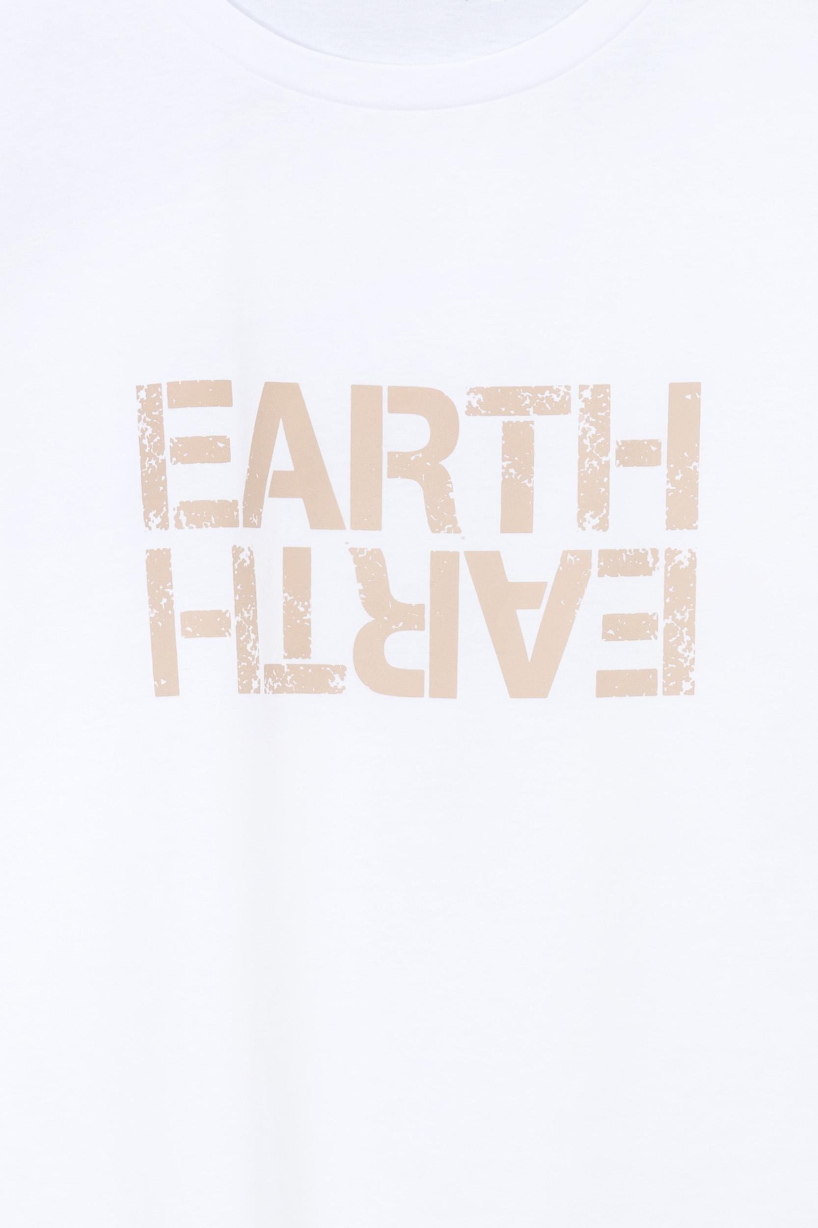 """PRINTSHIRT """"EARTH"""""""